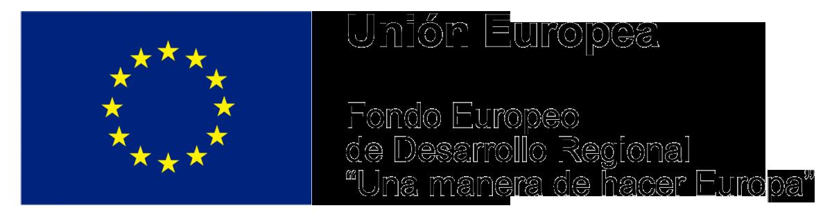 Unión Europea: Fondo Europeo de Desarrollo Regional